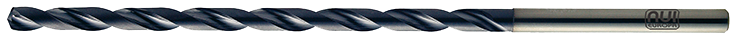Solid Carbide straight shank twist drill