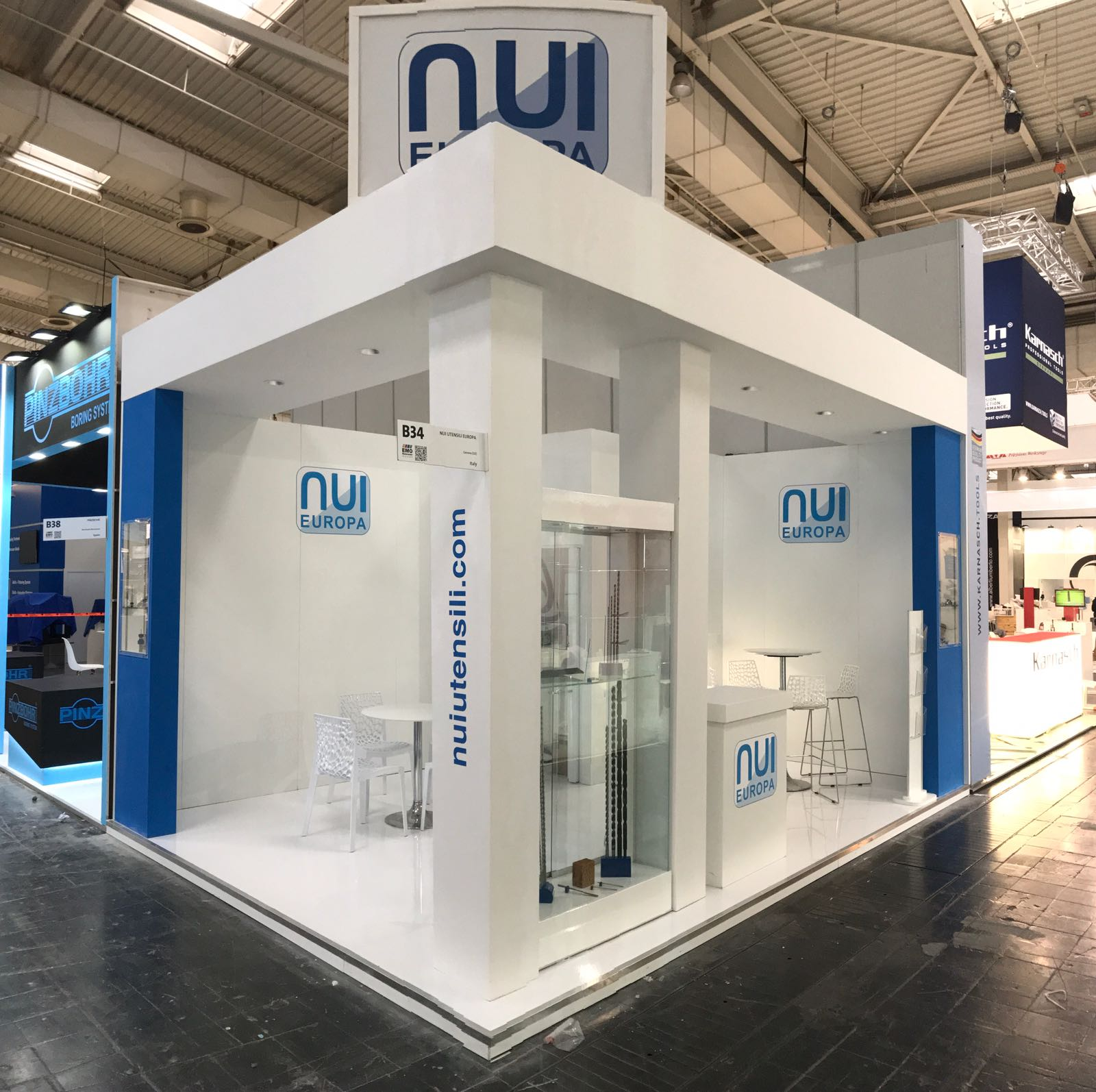 nui utensili europa emo hannover 2017 cutting tools metal working